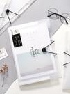 韓版小清新文件夾多層學生用高中生插頁整理神器捲子分類透明A4資料冊 黛尼時尚精品