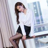 情趣內衣蕾絲款緊身包臀短裙OL職業秘書裝女夜店製服激情性感兩件套裝 【販衣小築】