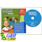 [106美國暢銷兒童軟體] Preschool Playtime CD-ROM Vol 1 Early Intervention Social Skills Ages 3-7