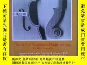 二手書博民逛書店The罕見Irish Fiddle Book: The Art