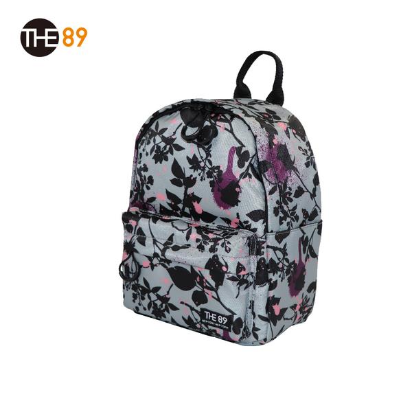 【THE89】創造力 996-8701 休閒背包 古典壓印