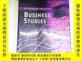 二手書博民逛書店An罕見Integrated Approach to Business Studies全外文版Y253683