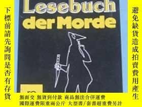 二手書博民逛書店德文原版:Das罕見Rowohlt Lesebuch der M