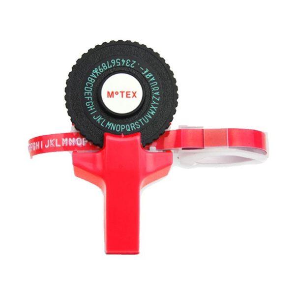 打印機標簽機motexM101升級版筒裝手動迷你DIY貼紙3D膠帶jy【年中慶八五折鉅惠】