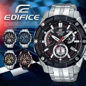 【人文行旅】EDIFICE   EFR-559DB-1AVUDF 粗曠質感賽車錶