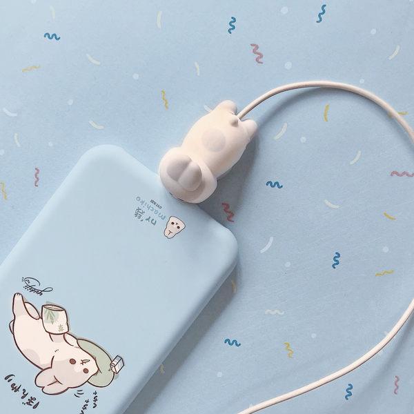 【WaKase x 軟軟好ㄇㄚ˙幾】iPhone 咬線器 固線器