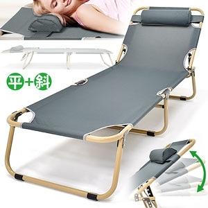 四段角度休閒午睡椅.行軍床看護床.午休椅躺椅.折疊床摺疊床.折疊椅摺疊椅.折合椅摺合椅.戶外