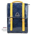 藍色小時代背包 手提/肩背/後背   AMINAH~【am-0261】
