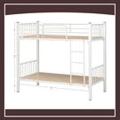 【多瓦娜】T1-15雙層鐵床架(905理想色)(附床板) 21152-362002