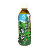 四國仁淀川町綠茶500ml【愛買】