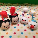 【發現。好貨】日本迪士尼可愛tsum tsum米奇 米妮 唐老鴨 黛西 雙頭髮束 髮圈 兒童髮飾