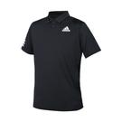 ADIDAS 男短袖POLO衫(亞規 吸濕排汗 慢跑 路跑 運動 上衣 愛迪達≡體院≡ GL5421