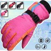 雙色條紋防風透氣手套.男女騎士機車防滑防水手套.戶外騎行摩托車自行車保暖防寒耐磨推薦