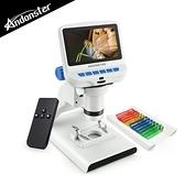 Andonstar AD102 4.3吋螢幕數位生物教學顯微鏡
