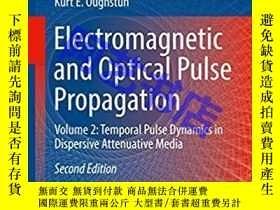 二手書博民逛書店Electromagnetic罕見and Optical Pul