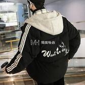 棉衣男韓版棉襖男潮流棉服短款外套寬鬆帥氣面包服男  瑪奇哈朵
