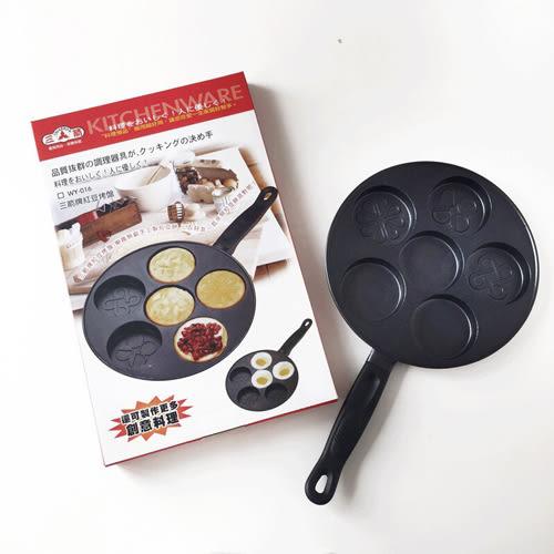 【好市吉居家生活】三箭牌 WY-016 六孔紅豆烤盤 紅豆餅烤盤 紅豆餅器 烘烤盤 紅豆餅 車輪餅