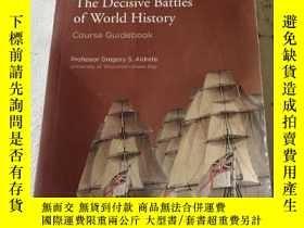 二手書博民逛書店THE罕見DECISIVE BATTLES OF WORLD HISTORYY270598