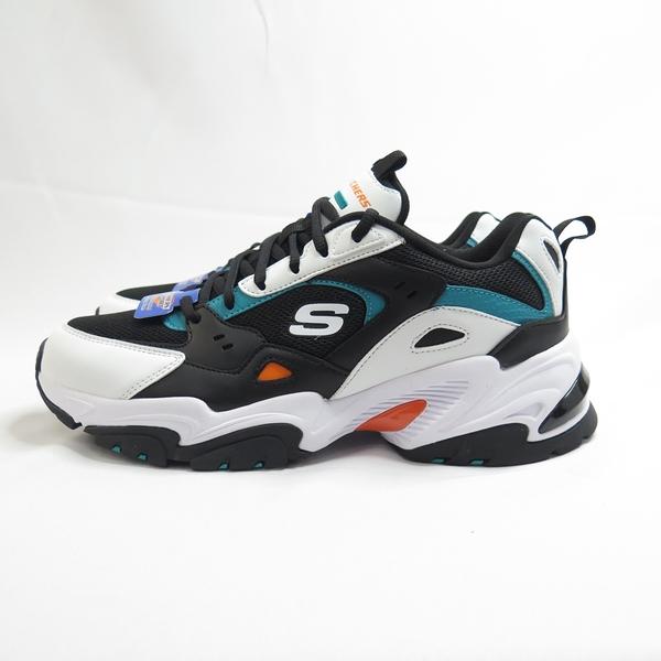 Skechers STAMINA V2 老爹鞋 運動鞋 休閒鞋 男款 237163BKMT 黑【iSport愛運動】