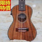烏克麗麗ukulele-相思木單板23吋四弦琴樂器69x37【時尚巴黎】