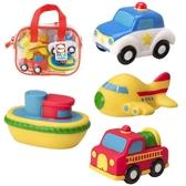 洗澡玩具 安撫玩具 海洋動物/交通工具 寶寶成長教育玩具 益智玩具【KA0085】