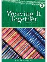 二手書博民逛書店 《Weaving It Together 2 (College ESL)》 R2Y ISBN:0838439772│MiladaBroukal