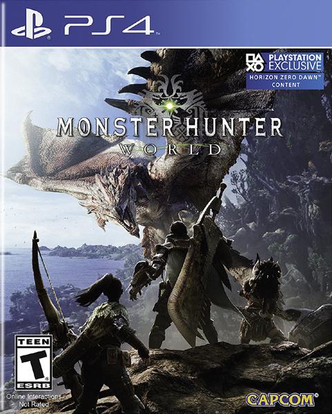 PS4 魔物獵人 世界(美版代購)