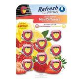 Energizer 汽車芳香劑 (檸檬草莓)