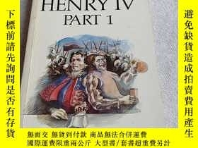 二手書博民逛書店Henry罕見IV (PART 1)Y241667 SHAKESPEARE 見圖 出版1965