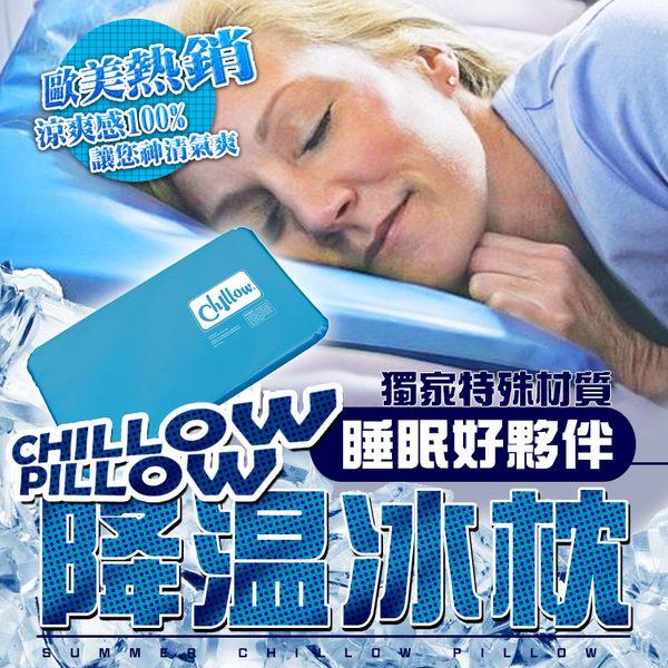 【H01065】TV爆款 夏季熱賣產品 降溫冰墊 睡眠冰枕 防爆冰枕頭