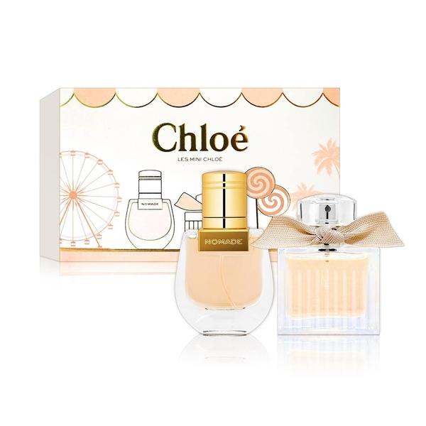 Chloe 同名女性淡香精禮盒(淡香精75ml+乳液100ml+小香5ml)【美人密碼】