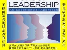 二手書博民逛書店Learning罕見Group Leadership: An Experiential Approach-學習型團