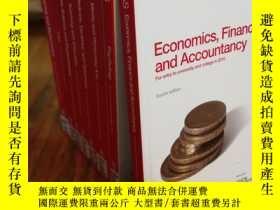 二手書博民逛書店Progression罕見to Economics, Finan