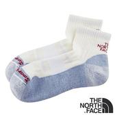 【THE NORTH FACE 美國】中性全天候透氣短襪『白/灰/鮮紅』NF0A3CNO 戶外.保暖襪.彈性襪.長筒襪