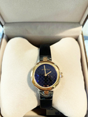 聖誕節 GUCCI 古馳 Diamantissima 優雅菱格腕錶 LOGO YA141501 享有免費終生換電池