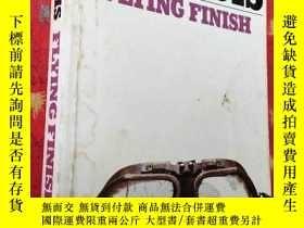 二手書博民逛書店FLYING罕見FINISH【小32開英文原版】Y7650 Di