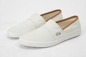 LACOSTE 男鞋 白色 MARICE 118 1 CAM - 帆布 - 鞋款( 35CAM0076-2R2) 18A