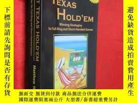 二手書博民逛書店Internet罕見Texas Hold em: Winning