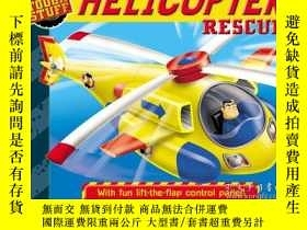 二手書博民逛書店Helicopter罕見Rescue (Tough Stuff)-直升機救援(困難的事情)Y443421 Ka