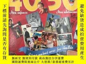 二手書博民逛書店L album罕見de ma jeunesse 40-50Y19