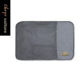 旅行用衣物收納袋/分類收納袋(L)/G灰【珠友文化】