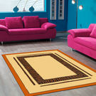 【范登伯格進口地毯】拉斯狂野絲質地毯-框索紋140x190cm