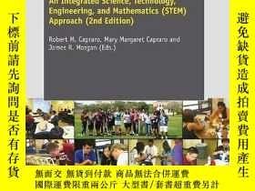 二手書博民逛書店Stem罕見Project-based LearningY364682 Capraro, Robert M.;