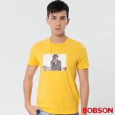 【BOBSON】男款印圖上衣 (28027-30)