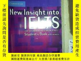 二手書博民逛書店New罕見Insight into IELTS Student