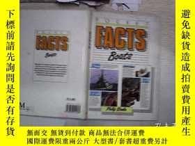 二手書博民逛書店FACTS罕見Boats 事實船(231)Y203004