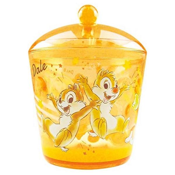 【震撼精品百貨】Chip N Dale_迪士尼 DISNEY 奇奇&蒂蒂 CHIP&DALE 小物收納罐#09307