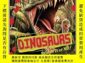 二手書博民逛書店Ripley罕見Twists PB: DinosaursY410016 Ripley Publishing