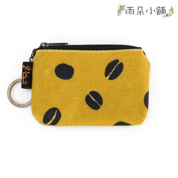 零錢包 包包 防水包 雨朵小舖 M293-485 回家key-黃咖啡豆還是馬卡龍10097 funbaobao