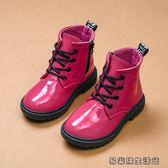 秋冬季兒童馬丁靴女童靴子